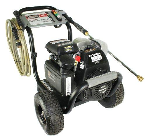 Simpson Msv30125 3100 Psi Gas Power Pressure Washer W