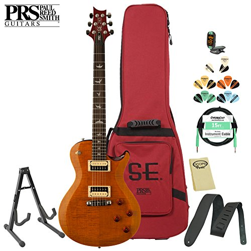 Prs Se 245 (245Vy) Vintage Yellow Electric Guitar W/ Accessories & Prs Gig Bag