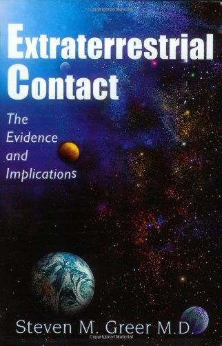 Extraterrestrial Contact: The Evidence and Implications PDF