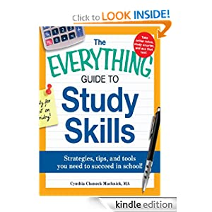 The Everything Guide to Study Skills (Everything Series)