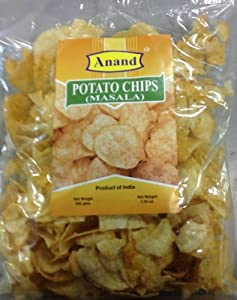 Anand Potato Chips (Masala) 200 Gram
