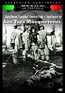 "Cover of ""Los Tres Mosqueteros"""