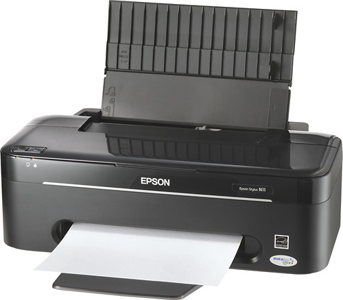Epson Stylus N11 Inkjet Photo Printer thumbnail