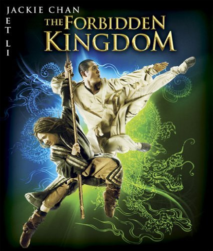 Cover art for  The Forbidden Kingdom [Blu-ray]