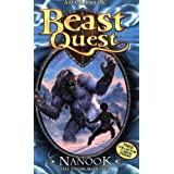 Beast Quest: 5: Nanook the Snow Monsterby Adam Blade