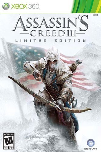 Assassin's Creed 3 Limited Edition (Xbox 360)