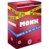 Monk Seasons 1-6 [DVD]by Tony Shalhoub