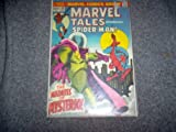 Marvel Tales: Staring Spiderman: The Madness of Mysterio! (Vol. 1. No. 49, February 1974) (0247620491) by Stan Lee