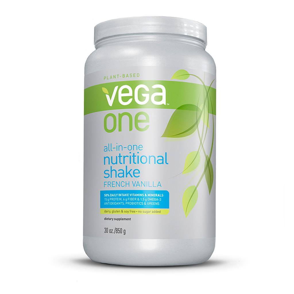Amazon.com: Vega One All-in-One Nutritional Shake, French ...