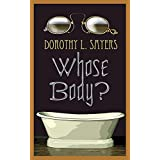 Whose Body?by Dorothy Sayers