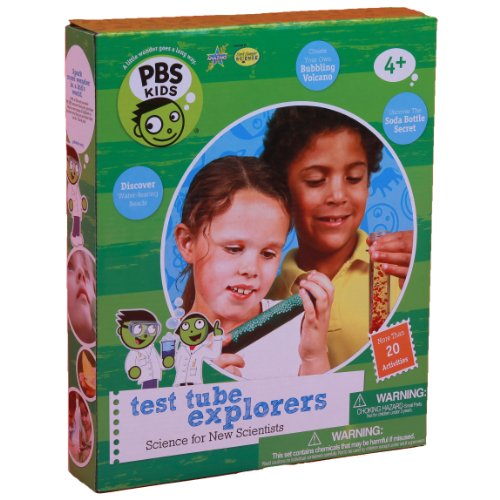 Be Amazing Toys Test Tube Explorers Science Experiment Kits - 1