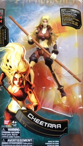 Thunder Cats Cheetara on Save On Thundercats 6  Cheetara Collectors Action Figure   Discount