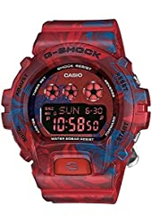 Casio G-Shock S Series Ladies Watch GMDS6900F-4CR