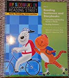 img - for My Sidewalks on Reading Street, Early Reading Intervention, Part 4: Reading Sentences and Storybooks book / textbook / text book