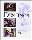 Destinos Student Edition w/Listening comprehension Audio CD