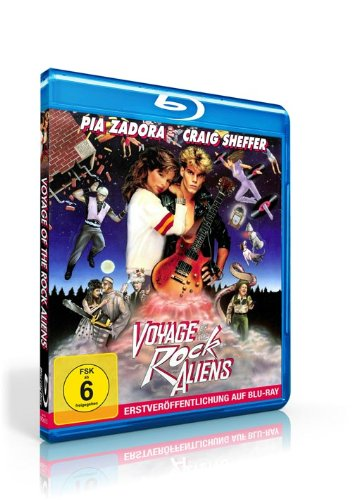 Voyage of the Rock Aliens (Blu-Ray)