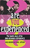 img - for Are You Experienced?: The Inside Story Of The Jimi Hendrix Experience by Redding Noel Appleby Carol (1996-03-22) Paperback book / textbook / text book