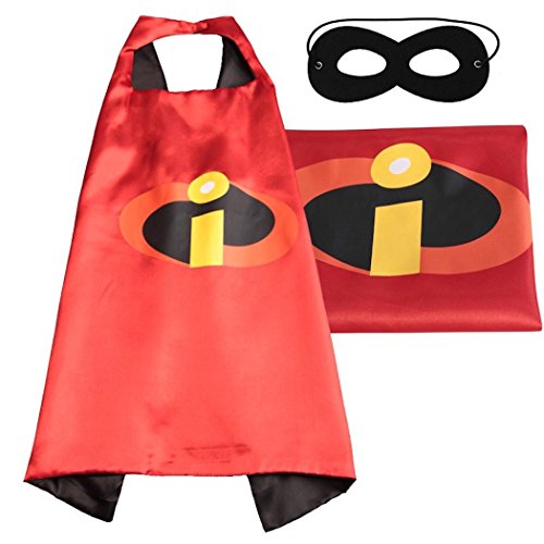 Superhero Capes (Incredibles)