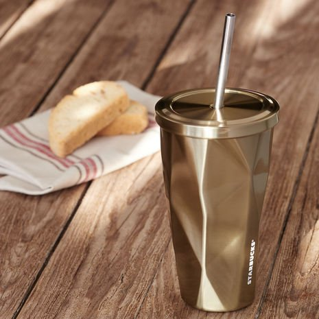 Starbucks Cup With Straw front-491141