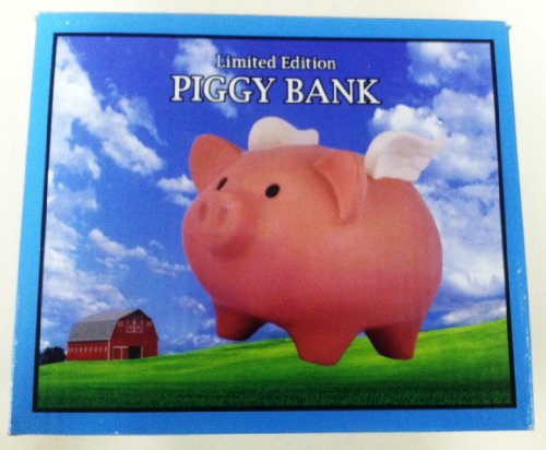 Limited Edition Piggy Bank