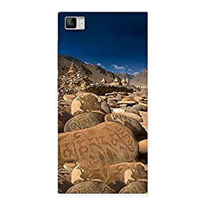 Rock Roads Back Case Cover for Xiaomi Mi3