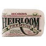 Hobbs Batting Heirloom 80/20 Cotton/Poly King Size Quilt Batting