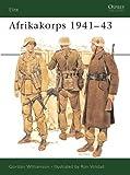 img - for Afrikakorps 1941-43 (Elite) book / textbook / text book