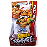 John Cena WWE Rumblers Rampage Action Mini Figure
