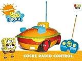 Imc Toys - Coche Bob Esponja Cangreburguer Rc Car A Pilas 43-430006