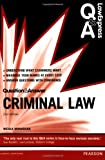 Criminal Law (Q&A Revision Guide) (Law Express Questions & Answers)