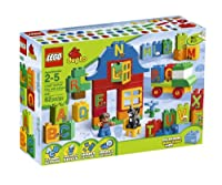 LEGO DUPLO Play with Letters 6051 from LEGO