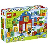 LEGO DUPLO Play with Letters 6051