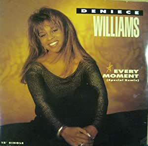 Deniece Williams Every Moment Special Remix 1989 Us