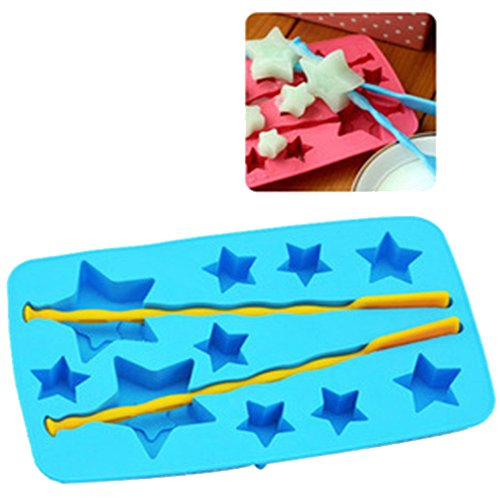 Star Mold Silicone Mold Cake Tools Cookie Cutter Ice Molds Cake Mould Bakeware Tools