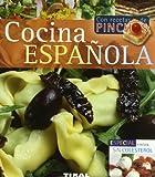 Tikal ediciones Cocina espanola / Spanish Cuisine (Pequenos Tesoros / Small Treasures)