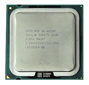 Intel Q8300 Core 2 Quad Processor BX80580Q8300 SLGUR LGA775