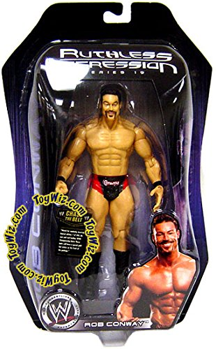 WWE Ruthless Aggression Series 19 Rob Conway Action Figure - 1
