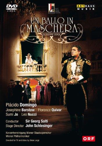 Un Ballo In Maschera - Verdi - DVD
