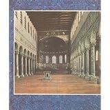 Historia de la Iglesia: Interior de la Basilica de San Apollinar in Classe,Ravena