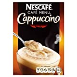 Nescafe Cafe Menu Cappuccino 6x10x18g