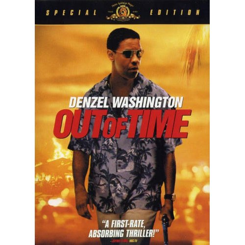 Cover art for  Out of Time