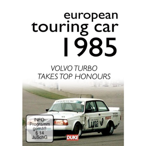 European Touring Car Championship 1985 [DVD]