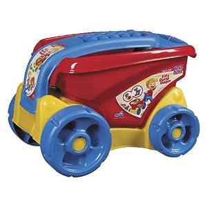 MEGA Bloks Fill & Dump Wagon