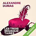 Les trois mousquetaires Audiobook by Alexandre Dumas Narrated by Bernard Bollet