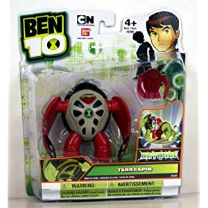 Buy Ben 10 Ultimate Alien 4 Inch Terraspin Haywire