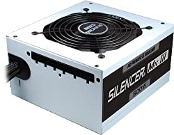 PC Power and Cooling Silencer Mk III Series 500W Modular Power Supply features 100-Percent Japanese 105°C rated Capacitors