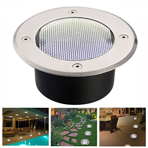 garden patio landscape decoration step solar lights lighting led new