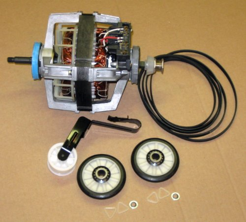 Dryer Motor 279827 and Maintenance Kit 4392065
