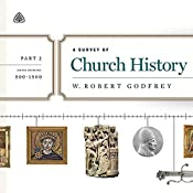 A Survey of Church History Teaching Series, Part 2: AD 500-1500   R. C. Sproul