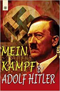 Mein Kampf: Adolf Hitler: 9788178224640: Amazon.com: Books